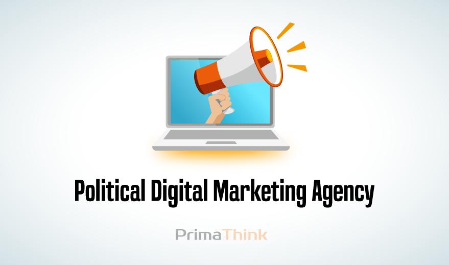 Political Digital Marketing Agency