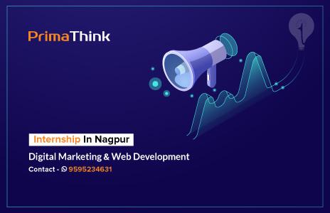 Internship in Nagpur PrimaThink