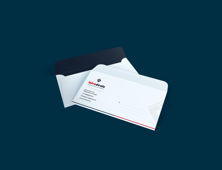 Envelope Design Services