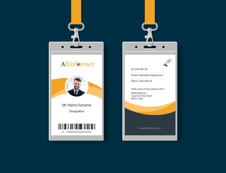 Id Card Design Service