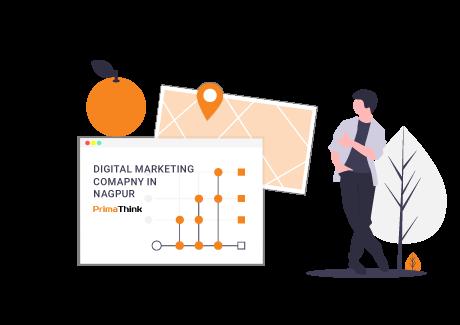 Digital marketing Company In Nagpur primathink