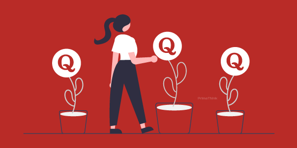 Quora Marketing Strategy primathink
