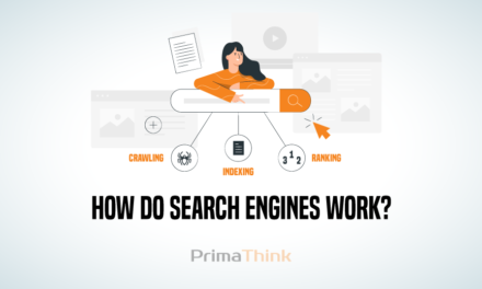 How do Search Engines Work? | Step By Step Guide | PrimaThink
